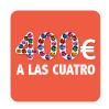 Los lunes, 400€ a las 16h