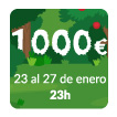 ¡¡1.000€ de bingo mínimo garantizado!!