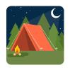 Acampada Nocturna en bingo 90