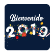 ¡Bienvenido 2019!